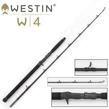 Westin W4 Jigging-T L 170cm 80-220g - Jigging Spinnrute