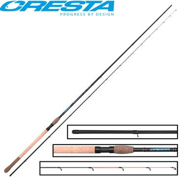 Cresta BB Signature Method Feeder 3,30m 80g - Feederrute