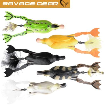 Savage Gear the Fruck 3D Hollow Duckling - Gummifisch Ente