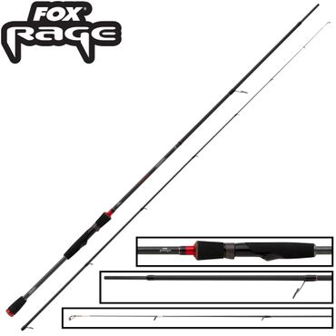 Fox Rage Prism Dropshot 210cm 5-21g - Drop Shot Rute