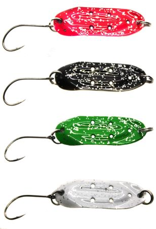 Paladin Trout Spoon 3,4cm 2,4g - Blinker