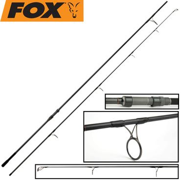 Fox Horizon X4 Abbreviated Handle 12ft 3lb - Karpfenrute