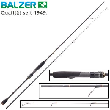 Balzer IM-12 Pike Twitch 2,11m 28-76g - Spinnrute