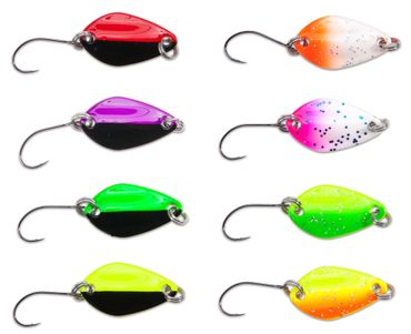 Iron Trout Wide Spoon 2g - Forellenblinker