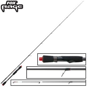 Fox Rage Prism Vertical Spin X 1,85m 30-80g - Vertikalrute