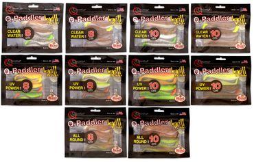Quantum Q-Paddler Power Packs - Gummifische
