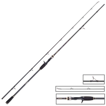 Balzer Shirasu IM-12 Pro Staff Big Bait T 2,40m 65-250g Spinnrute