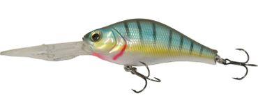 Trick-Fisch Wobbler Barsch 9cm 32g schwimmend