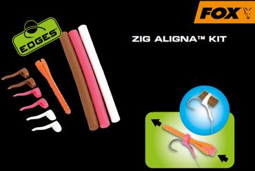 Fox Edges Zig Aligna KIT