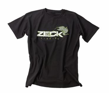 Zeck Tshirt T-Shirt schwarz