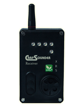 Carp-Sounder Receiver XRS LED bunt Sven Dombach Edition Energy Plus