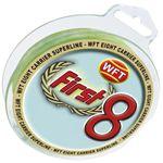 WFT First 8 KG Line 150m 0,12mm 12kg mint-Grün 001