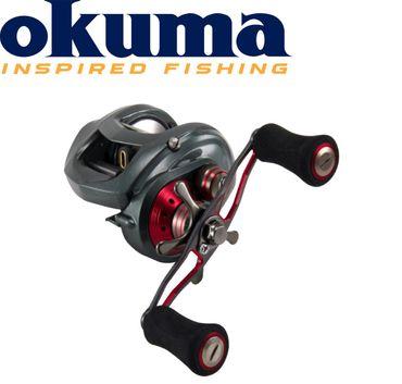 Okuma Komodo Baitcaster Multirolle LP KDR-364LX Linkshand