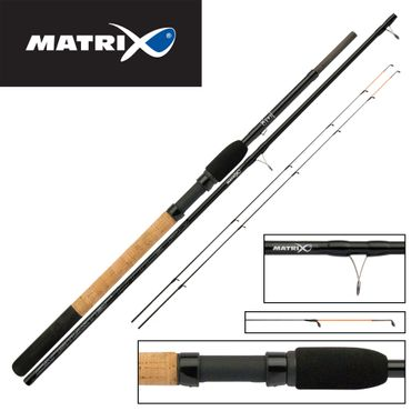 Fox Matrix Carpmaster Little Pig 2,40m Feederrute