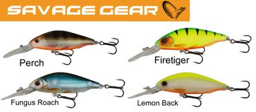 Savage Gear Diving Prey Wobbler (6,3cm / 9cm)