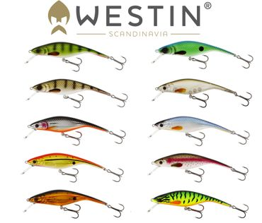 Westin Wobbler Platypus SR 100mm 15g Floating