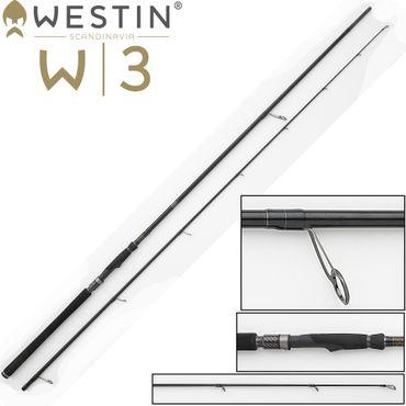Westin W3 Spinnrute PowerTeez 270cm ML 7-28g
