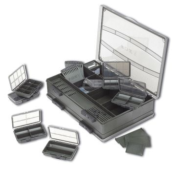 Fox F Box Double DELUXE Large Box System Tacklebox