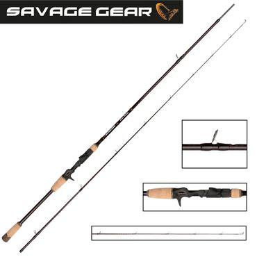 Savage Gear Custom Predator Trigger 218cm 10-30g Spinnrute