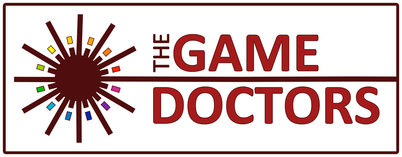 The Game Doctors - Board game accessories - We keep order!