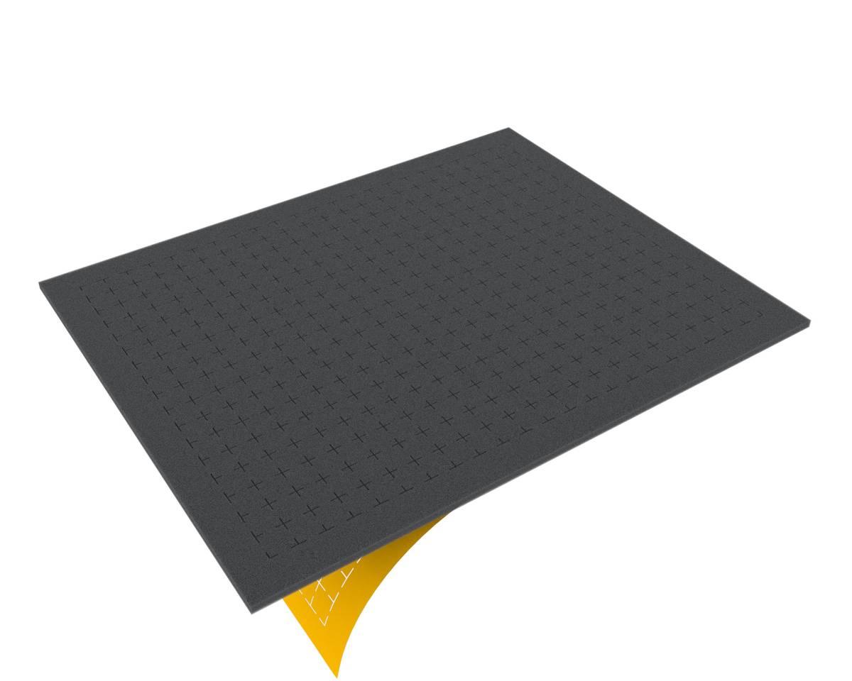 FS005RS 5 mm Figure Foam Tray full-size Raster self-adhesive
