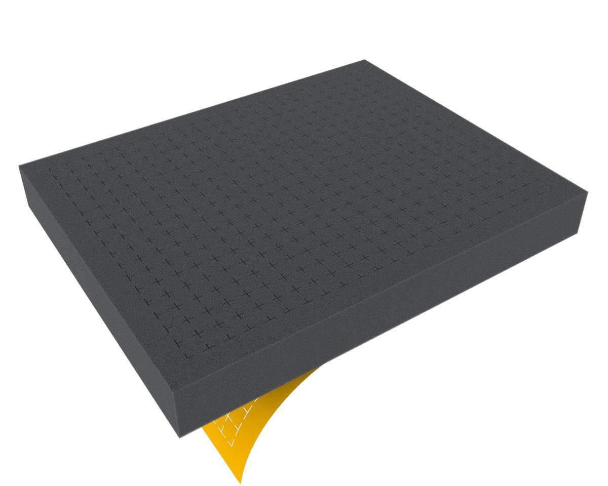 FS040RS 40 mm Figure Foam Tray full-size Raster self-adhesive