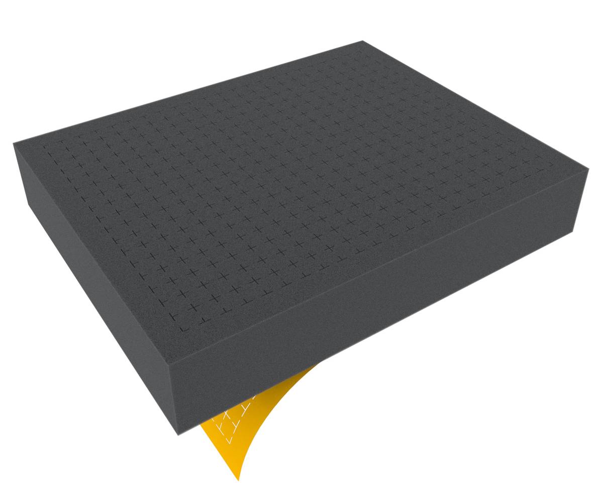 FS060RS 60 mm Figure Foam Tray full-size Raster self-adhesive