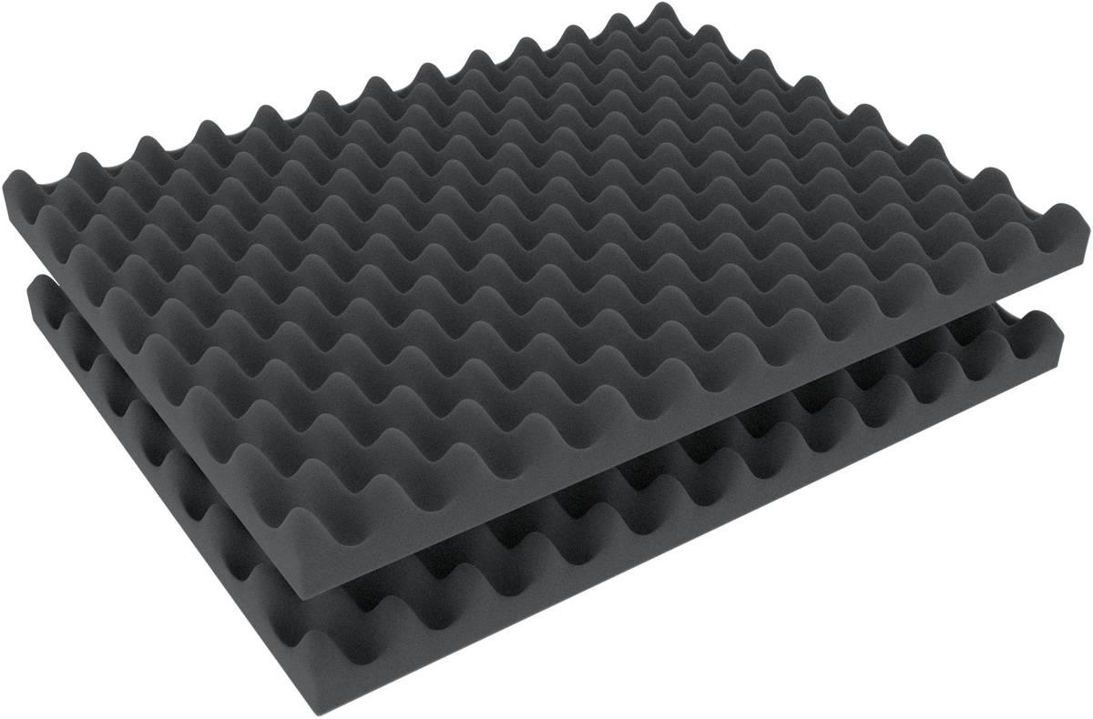 FSNP050Set 2pcs. 50 mm Convoluted foam - full-size