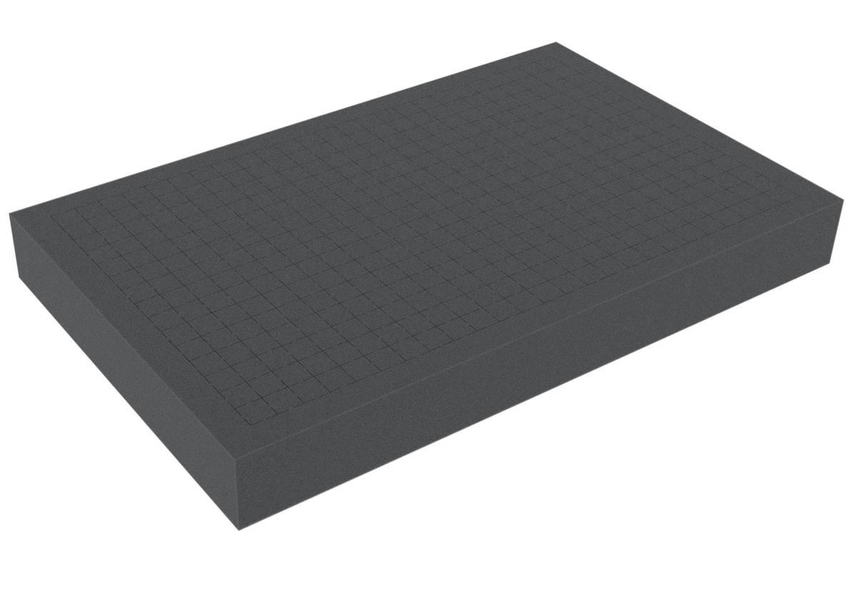 DS060R 60 mm Figure Foam Tray double-size Raster