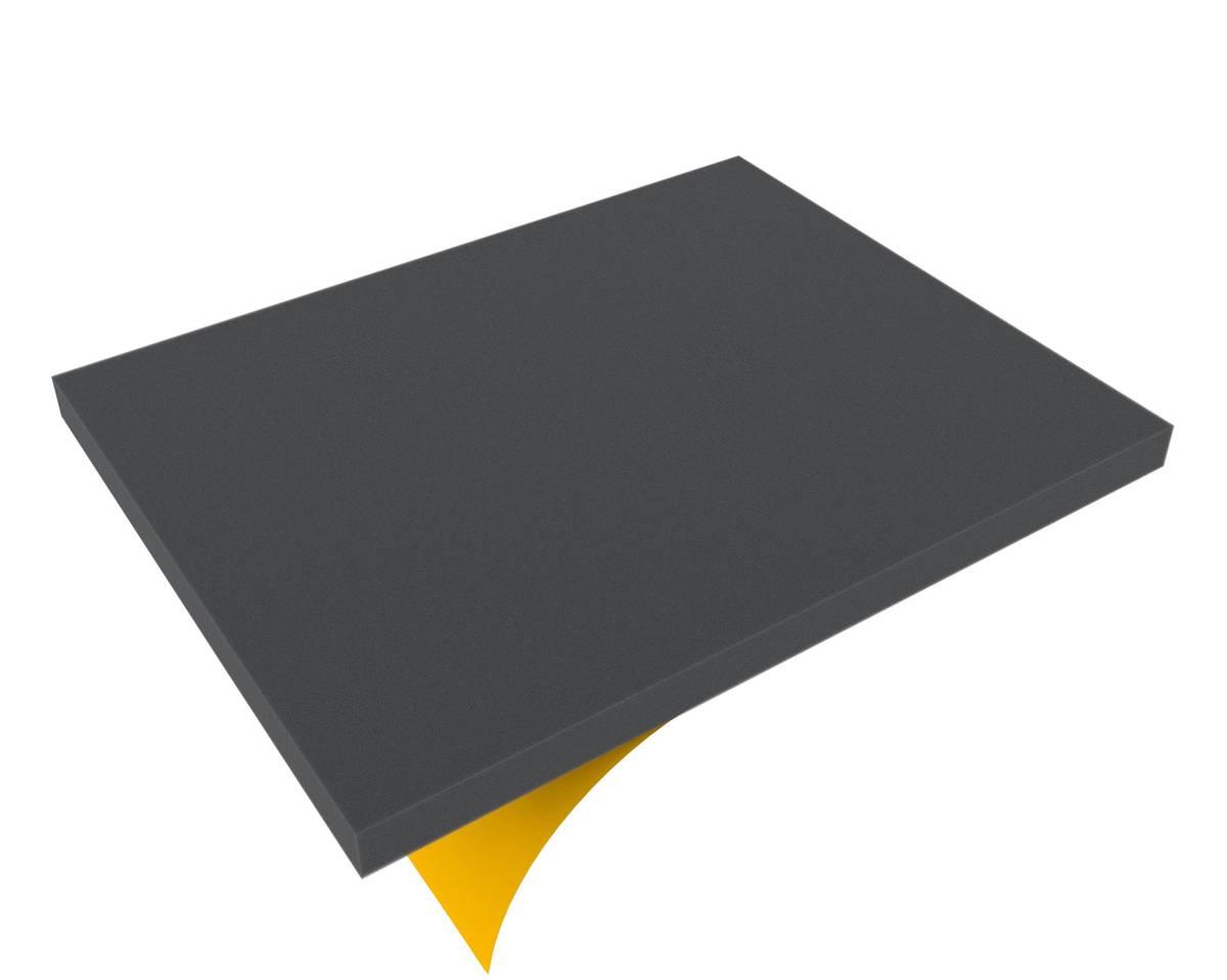 FSBA020S Full-Size foam base – 20 mm self-adhesive