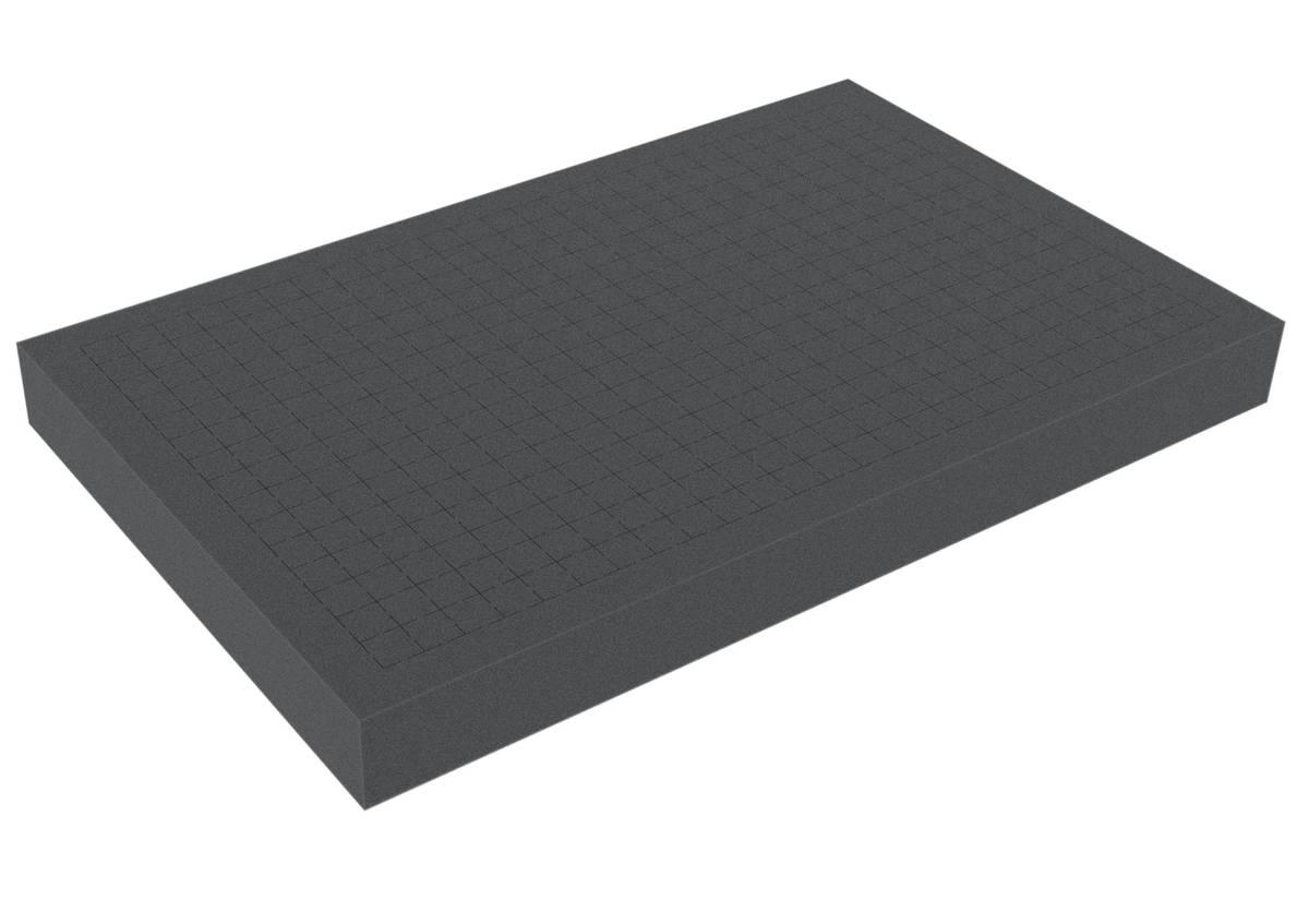 DS050R 50 mm Figure Foam Tray double-size Raster