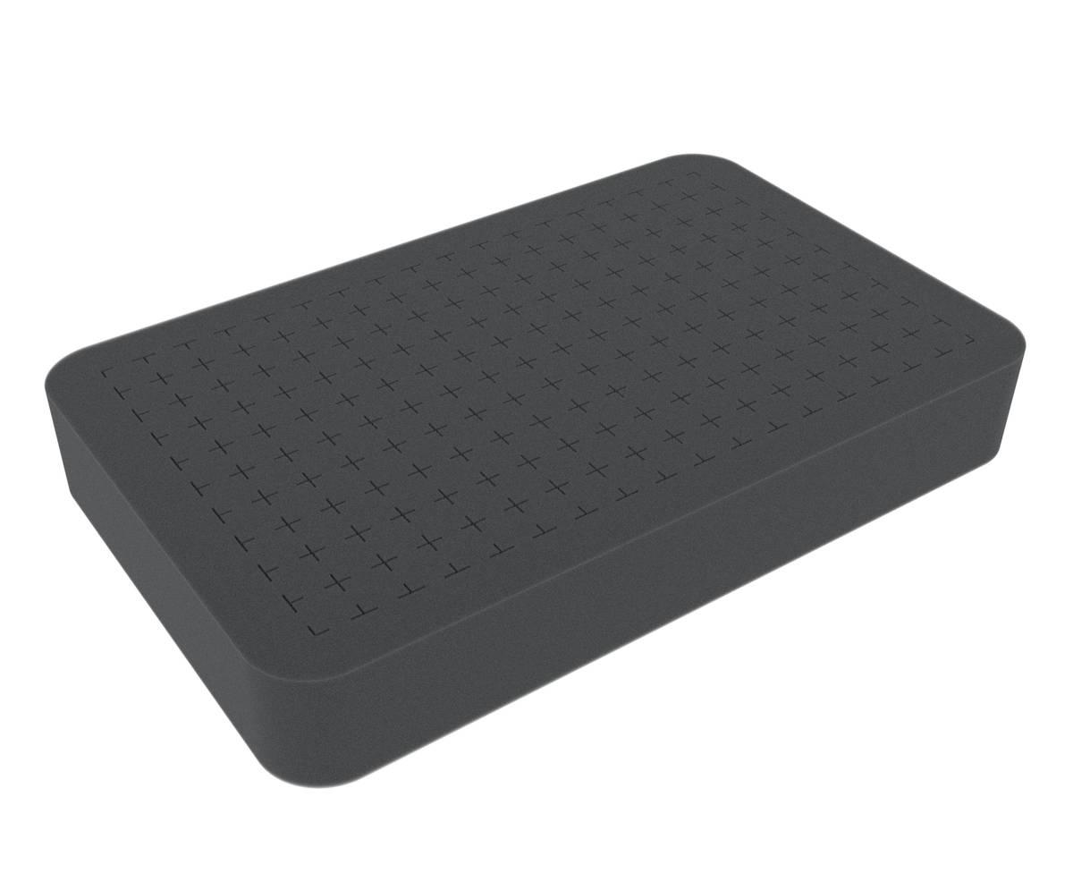 HS040R Half-Size Raster-Schaumstoff 40 mm hoch