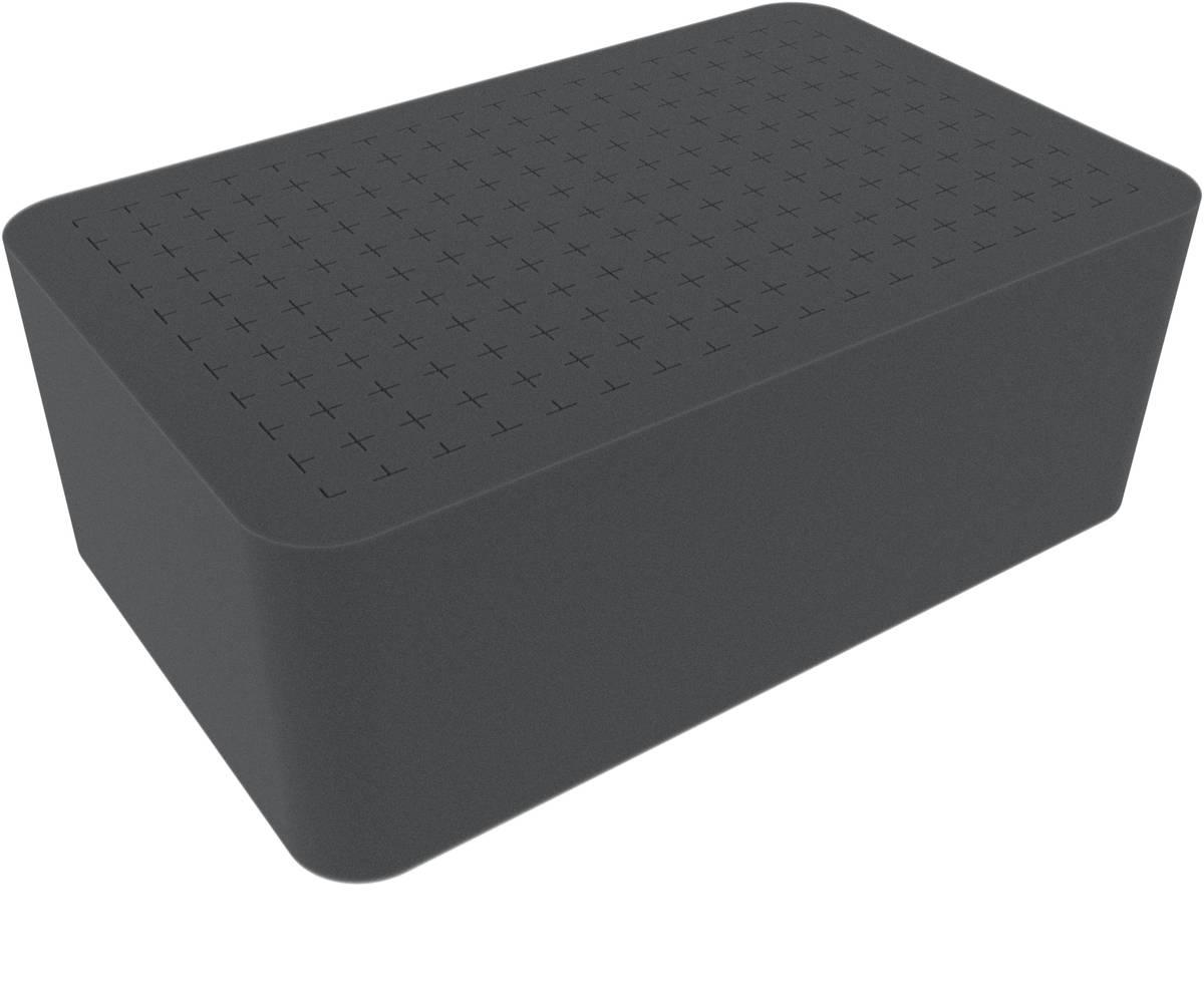 HS100R half-size Raster Foam Tray 100 mm (4 inches)