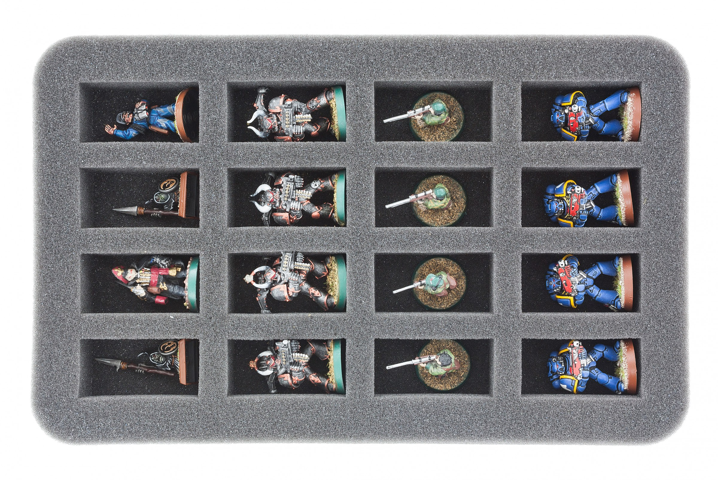 Feldherr MINI PLUS Tasche für 64 Blood Bowl Miniaturen