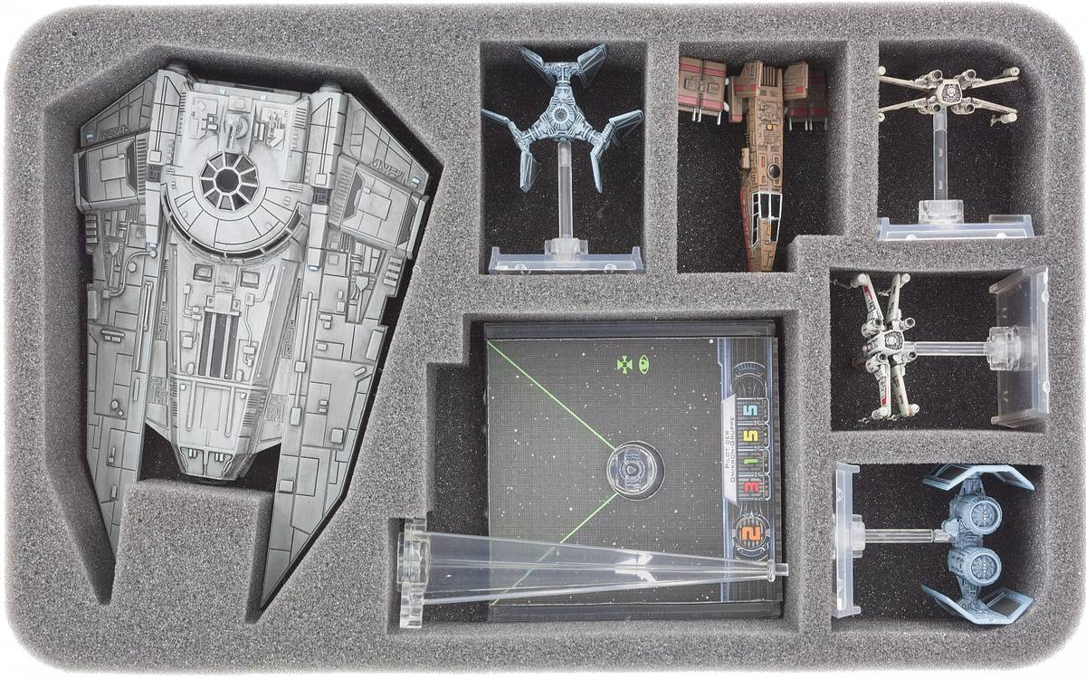 HSBK050BO foam tray for Star Wars X-WING VT-49 Decimator