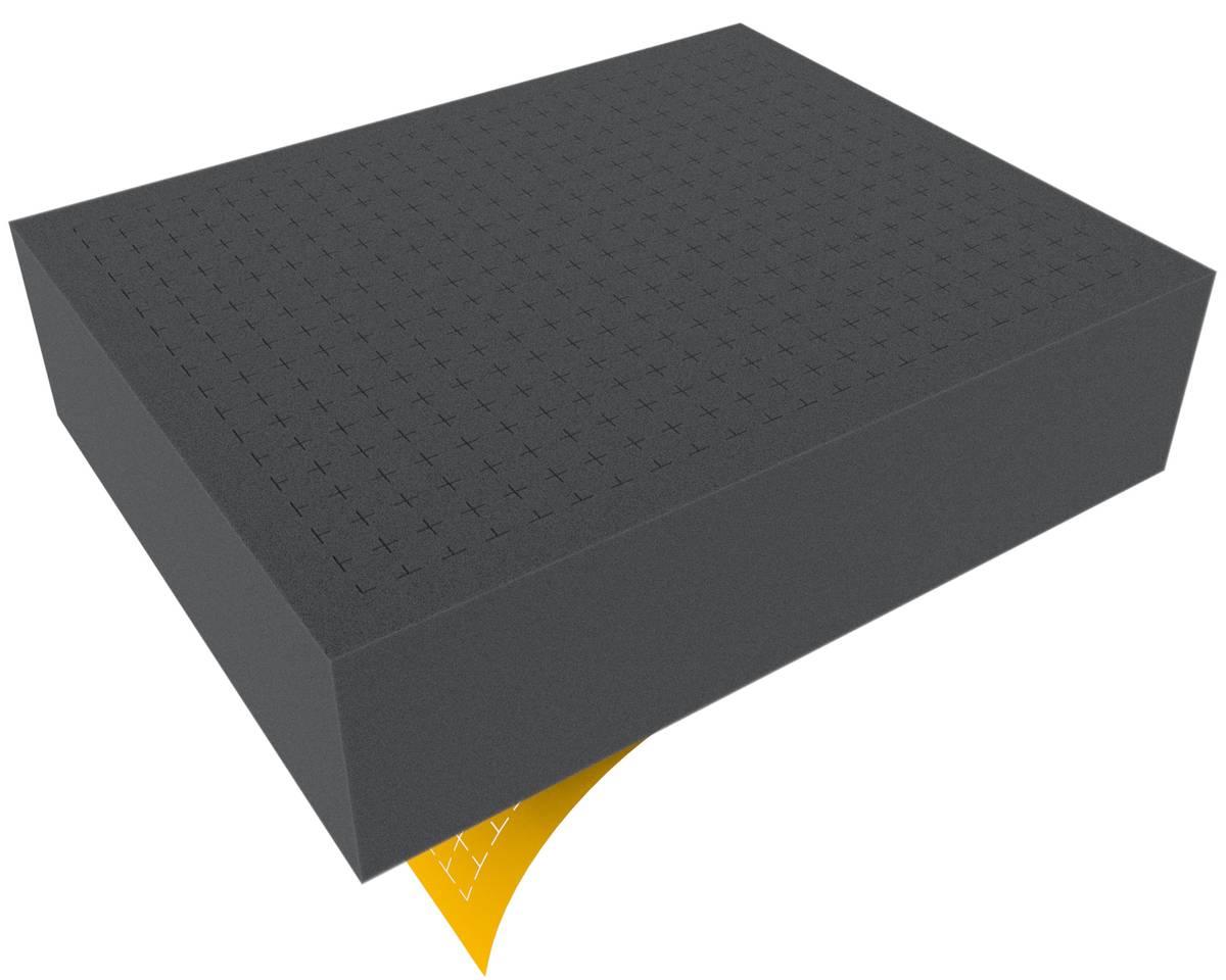 FS090RS 90 mm Figure Foam Tray full-size Raster self-adhesive
