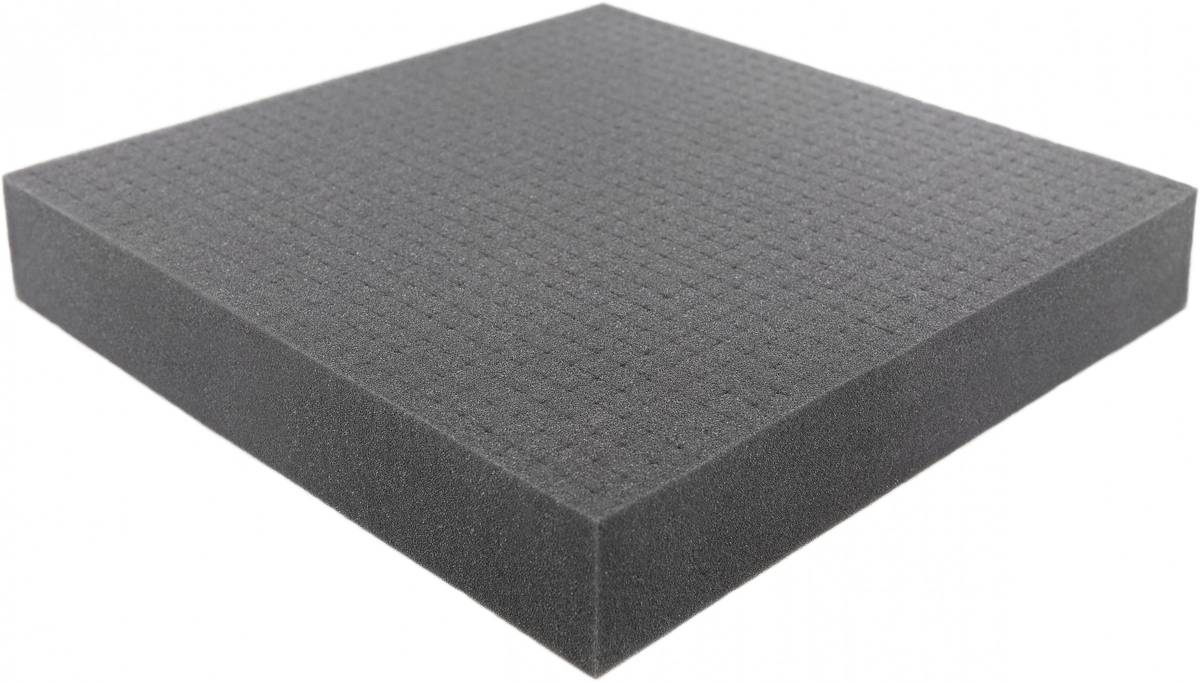 300 mm x 300 mm x 50 mm Pick and Pluck / Pre-Cubed foam tray
