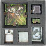 300 mm x 300 mm x 70 mm Rasterschaumstoff Würfelschaum - Feinraster 10 mm