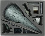 FSDB090BO (3.54 inches) foam tray for Star Wars X-WING Imperial Raider 001