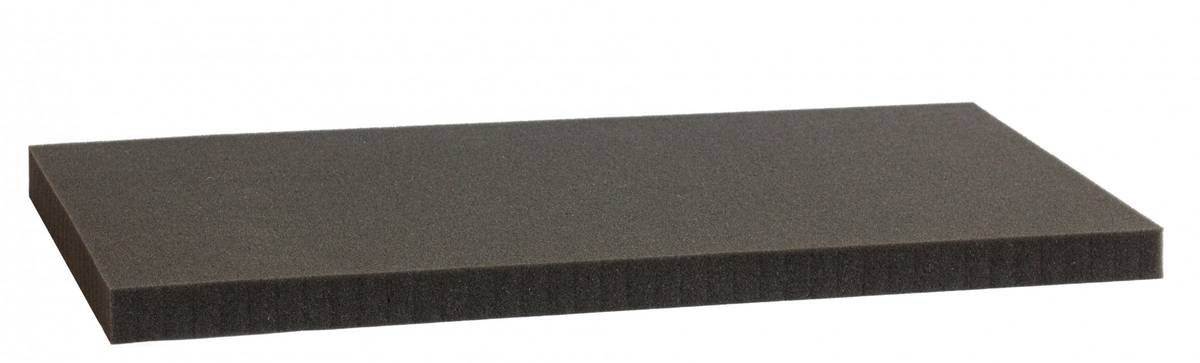 850 mm x 450 mm x 20 mm - Raster 15 mm - Pick and Pluck / Pre-Cubed foam tray