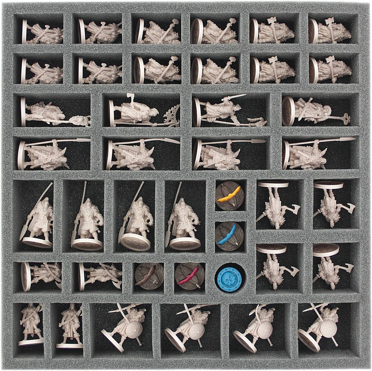 AG040BR01 40 mm foam tray for Blood Rage