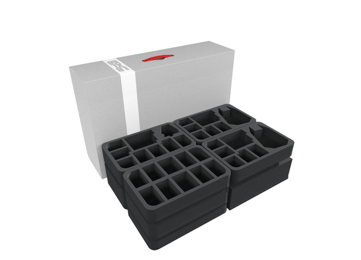 Feldherr Storage Box XL for Star Wars X-Wing huge Imperial Fleet