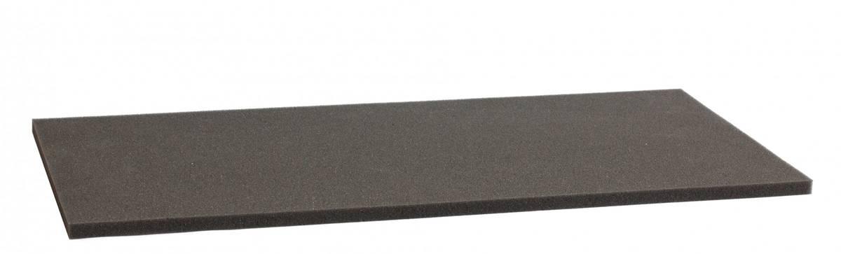 750 mm x 550 mm x 20 mm Schaumstoffzuschnitt / Schaumstoff Platte