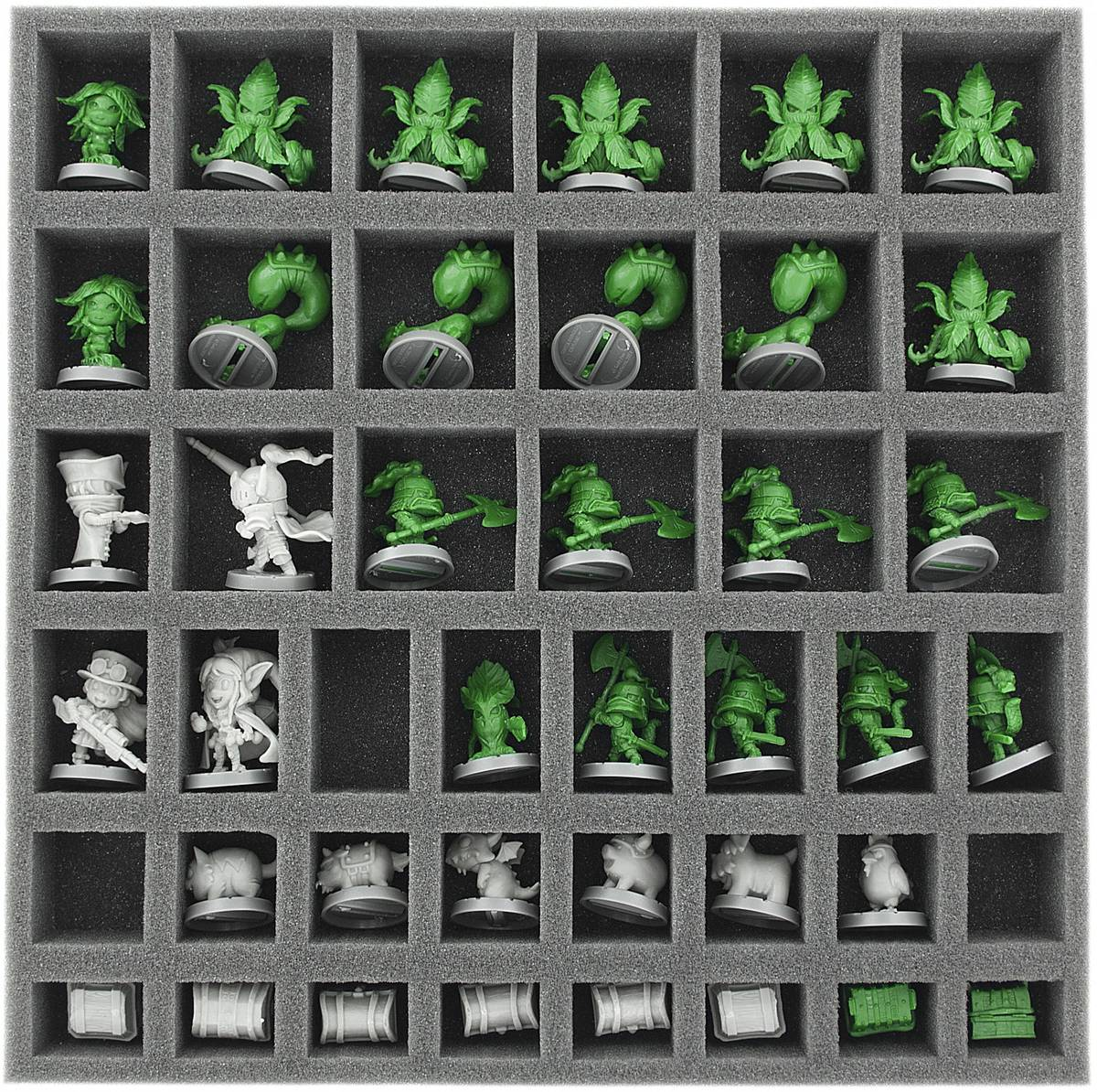 AF035SD04 35 mm foam tray for Super Dungeon Explore - Forgotten King