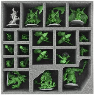 AF060SD05 60 mm foam tray for Super Dungeon Explore - Forgotten King