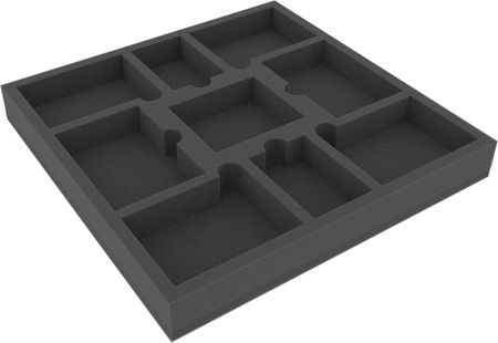 AFEE035BO 35 mm foam tray for board game boxes