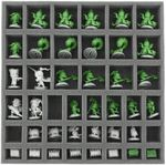 Foam tray value set for Super Dungeon Explore - Forgotten King plus cards and tokens