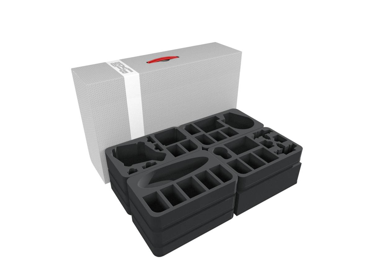 Feldherr Storage Box XL for Star Wars X-Wing huge Rebel Fleet