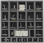 Foam tray value set for Mansions of Madness - 1st Edition