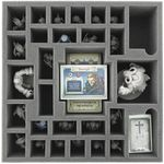 Foam tray value set for Arcadia Quest - Beyond the Grave board game box